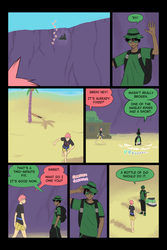 Chaos in the Tropics - Page 42 of Chap.1, Beat 5 by Scribblehatch