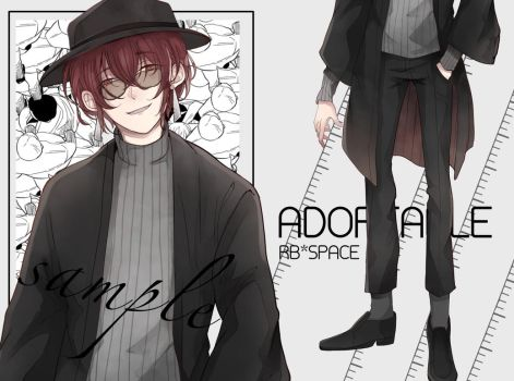 ADOPTABLE AUCTION ||OPEN|| by RBspace