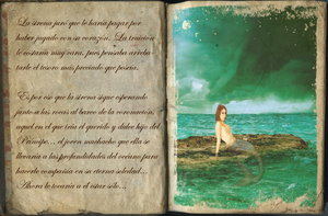 A Mermaid Story by Aroa-hime
