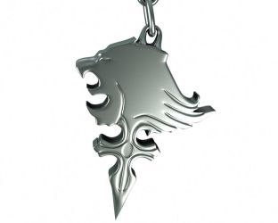 Squall Gunblade: The Griever by Odino87