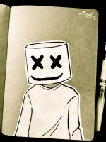 Marshmello by TruiArts