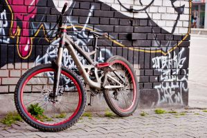Specialized Demo 7 by Vestermk