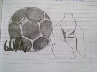Football (Soccer) Thingy - Sketch 2 by nokia-m97