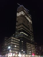 Goldman Sachs Headquarters Tower by towerpower123