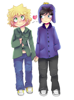 Creek is real by MyMuffins