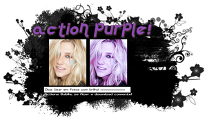 Action_Purple by Bublla