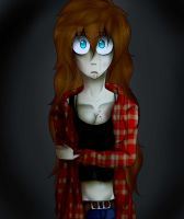 Creepypasta Oc: Willow by IchiroChan