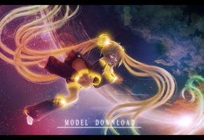 .: [DOWN] TDA Starseed Miku DL + Pose Pack :. by Alice-Hato