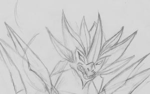 Medabot Preview: Descending Dragon of Light by NeonNeoz