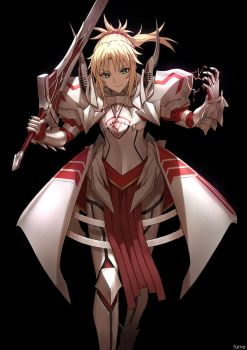 Mordred by famepeera
