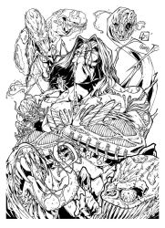 The Darkness By Marvelmania Inked Small by gz12wk