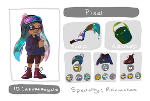 Squid ID by PastelWing