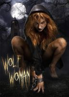 The Wolf Woman by Jeffach