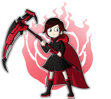 Ruby Rose by FairyArtists