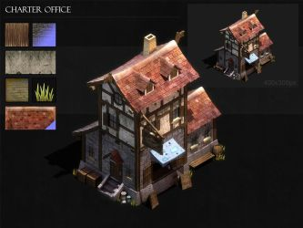 Charter Office by BoChicoine