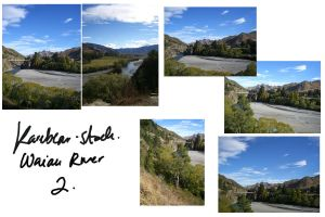 karebear-stock: waiau river 2 by karebear-stock