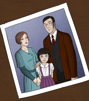 The Davis Family by sarahn