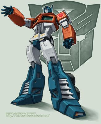 OPTIMUS PRIME DIRECTIVES by kiwine