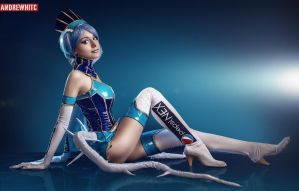 Blue Rose - Tiger and Bunny by AlienOrihara