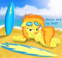 Sexy seductive Spitfire... come and get some by Spitshy