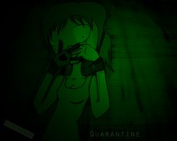 Quarantine. by MimMagee