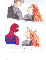 HP HBP-Spidey crossover by TheNorthMint