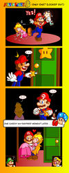 MP3: Locked Out Comic by JamesmanTheRegenold