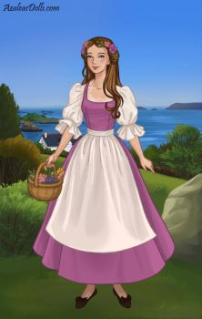 Me - French Folklore 3 by IndyGirl89