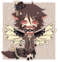 OfferToAdopt22(CLOSED)LaceWings by Rofeal