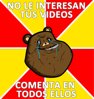 Memes oso forever alone by Fallito93