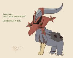 Type Null A-1313