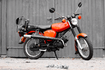 Simson mono by Ardgy