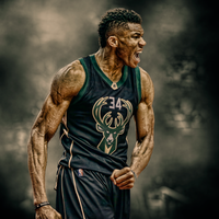 Giannis Antetokounmpo Edit by HyDrAndre