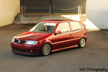 Volkswagen Polo by Zer0Gfx