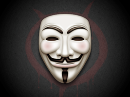 V for Vendetta by kyo-tux