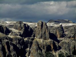 Bad clouds beautiful rocks by edelweiss26