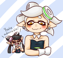 Marie is qt by HpWendiz