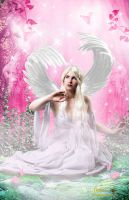 Angel of Doves by tinca2