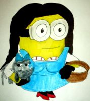 Dorthy Minion by InkArtWriter