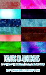 Texture Pack 3 by aquarebel315