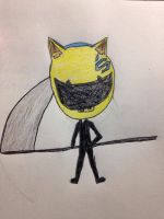 Celty by BlueMoonSamurai