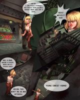 The Returned - League of legends - Issue 1 Pg2 by Caomha