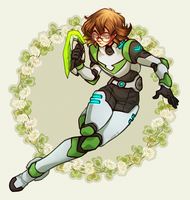 Pidge by Hao-S