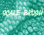 Scale brush by dragonfire1000