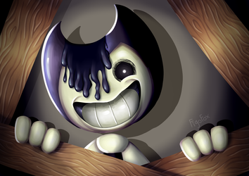 Bendy and the Ink Machine by FigoFox