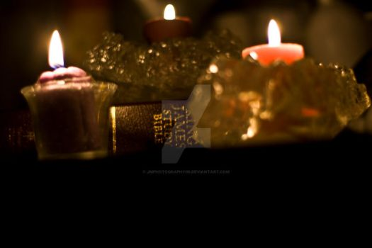 A Candle of Hope by JmPhotography09
