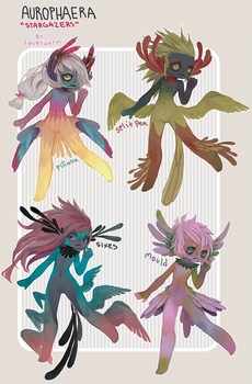april stargazer adoptables (closed) by Chaotic-Muffin