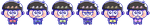 Chibimatsu Icons by Kiss-the-Iconist