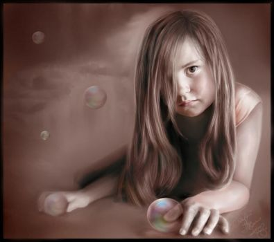 Bubbels by nenne