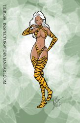 Tigress by Inspector97